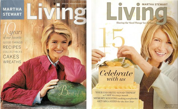 Smoothiterbel Country Living Magazine December Issue 2001