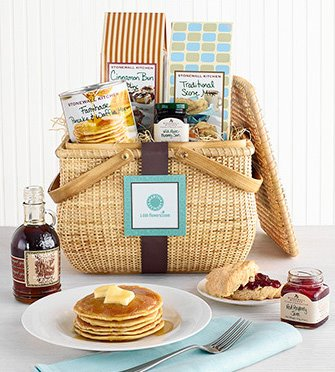 Martha moments martha stewart gift baskets ever want to escape to skylands marthas house in maine and have a leisurely breakfast overlooking seal harbor of course we have negle Images