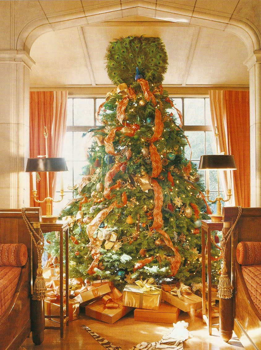 MARTHA MOMENTS: Fanciful Christmas Trees