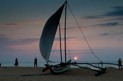 Fising Boat, Negombo