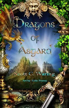 Dragons of Asgard by SCW