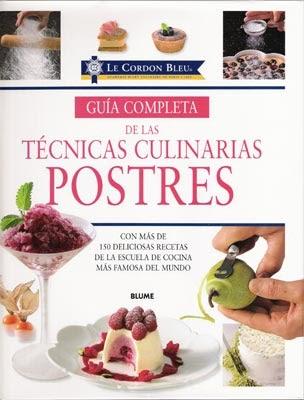 Cacao menta gu a completa de las t cnicas culinarias postres for Tecnicas culinarias pdf