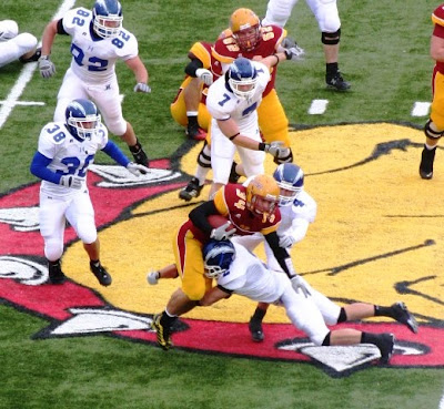 ... Ferris State Bulldog Athletics Blog: FOOTBALL: Hillsdale 59, Ferris 14
