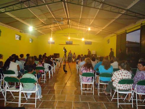Semana do Avivamento 20 à 25/01/2011
