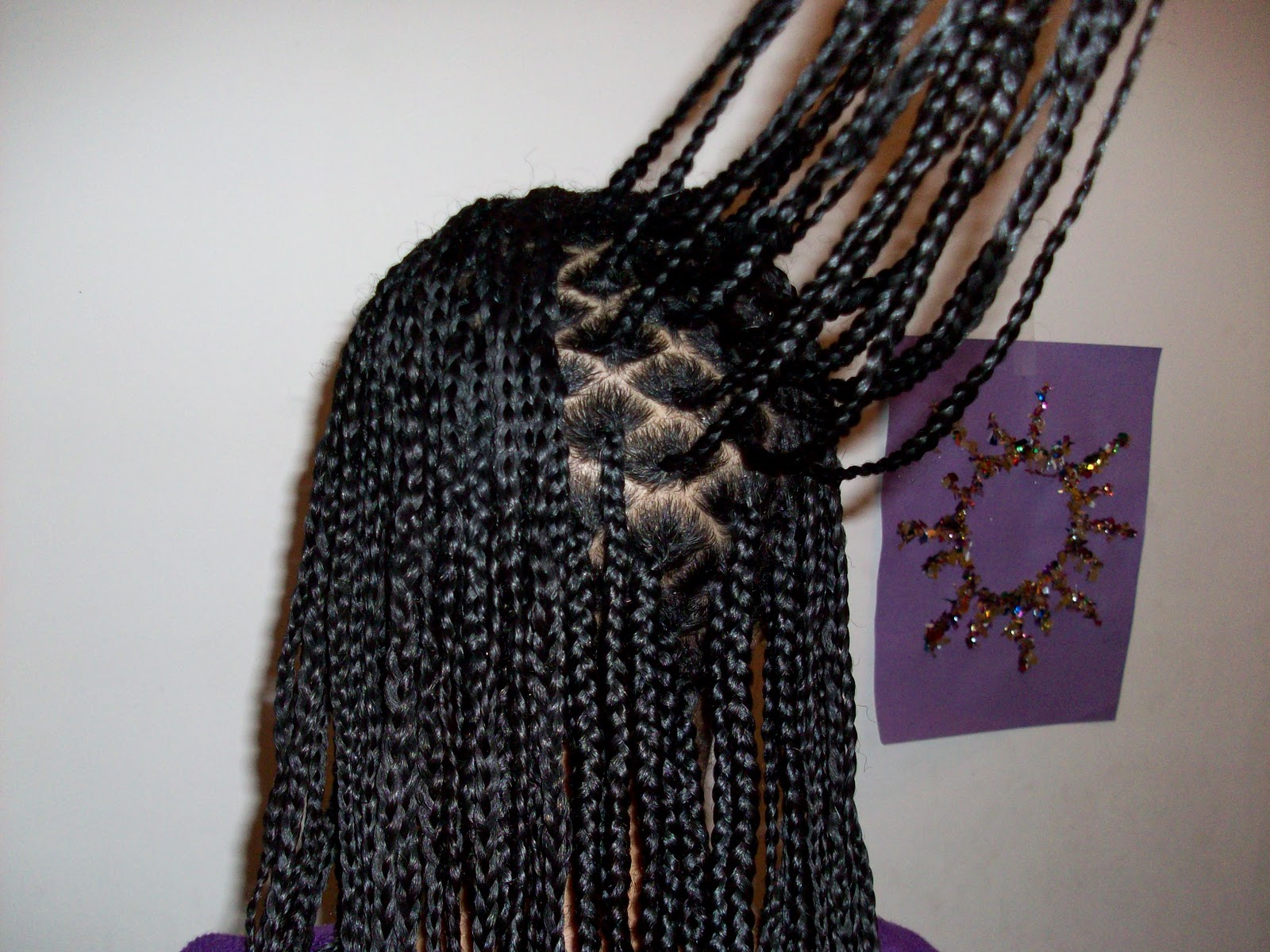 Little Girl Box Braids Styles