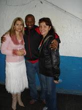 Evento no Estádio Zequinha em Porto Alegre-RS Com Amigo ROBSON NASCIMENTO e sua esposa