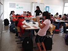 Periodistas escolares 2007.