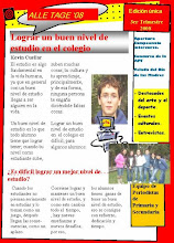 Periodistas Escolares 2008