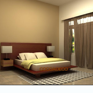 Gambar Kamar Utama on Cocoa Deco Interior Design