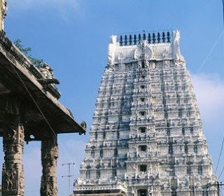 Kanchipuraam Ekambareswarar Temple Tower
