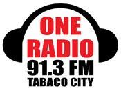 One Radio Tabaco DWQN 91.3 Mhz