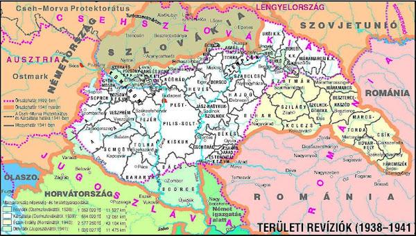 Transilvania de Nord-Est sub ocupaţie maghiară