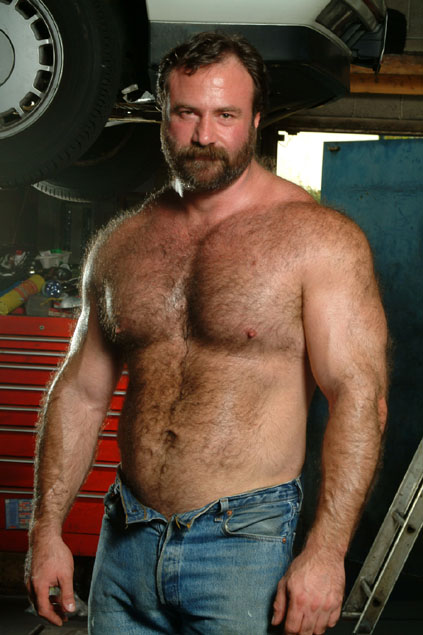 gay big fat bear: