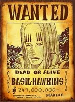 15. BASIL HAWKINS 249.000.000