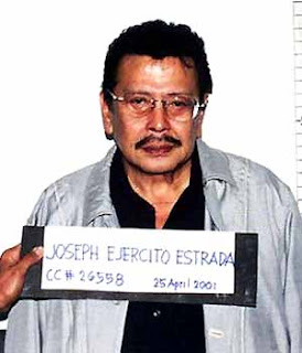Joseph Estrada guilty on plunder