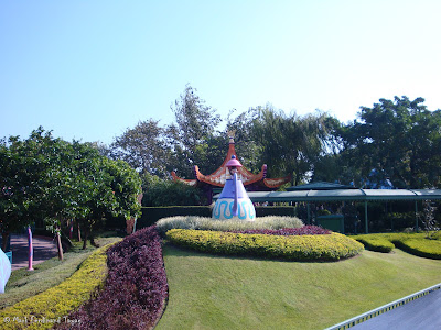 Hong Kong Disneyland Railroad Photo 13
