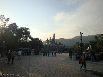 Disneyland Hong Kong Random Photo 10