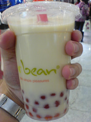 Mr. Bean Hot Soya With Pearly