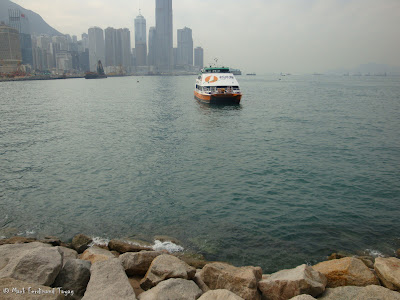 Hong Kong Harbour Photo 1