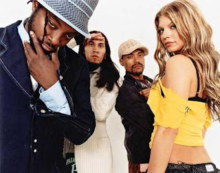 Black Eyed Peas Third No. 1 Song