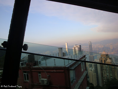 The Peak Tram Ride Photo 11