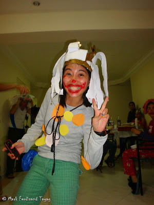 Christmas Clown Party in Singapore 2009 Photo 3