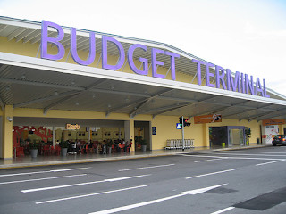 Singapore Budget Terminal and Cebu Pacific Experience