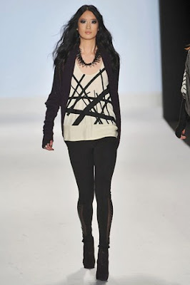 Project Runway 7: Mila Hermanovski's Finale Collection 9