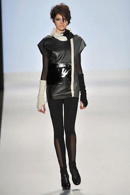 Project Runway 7: Mila Hermanovski's Finale Collection 6