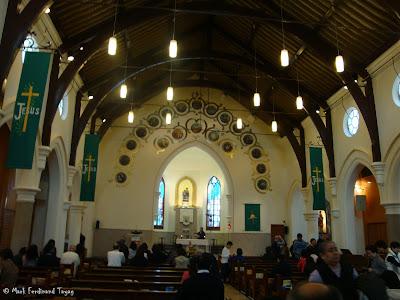 Rosary Church Hong Kong Photo 2