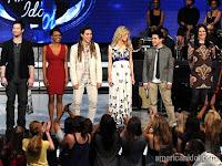 American Idol top 6 Andrew Lloyd Webber week