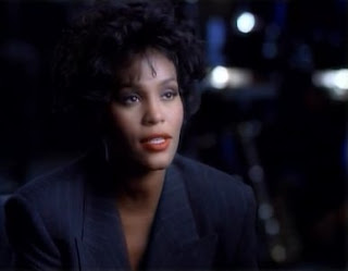 Whitney Houston in I Will Always Love You Music video