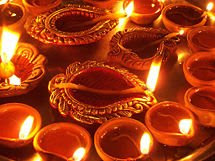 Today is Deepavali in Singapore