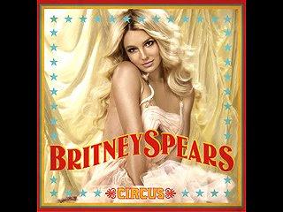 Britney Spears Circus Album Cover