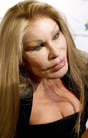 The Real Catwoman or Freaky Alien Jocelyn Wildenstein picture 4