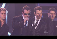 More Pictures of 2008 AMA Performance The New Kids On The Block