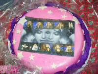 Britney Spears Birthday Cake 1