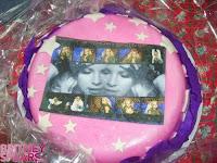 Britney Spears Birthday Cake 1