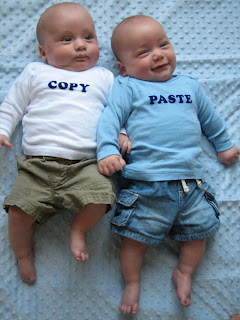 Cute Twin Picture
