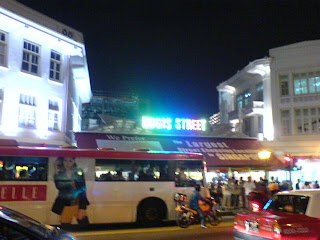 Bugis Street Singapore Adventure