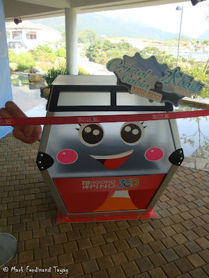Ngong Ping 360 Miniature Cable Car Photo 1
