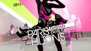 Paris Hilton British Best Friend Winner