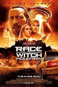 Top 10 Hollywood Movies as of March 15, 2009 Race To Witch Mountain