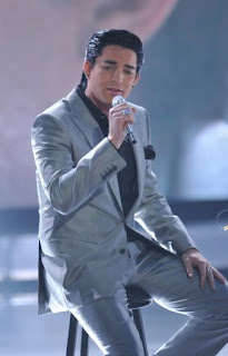 Adam Lambert American Idol Motown Week Performance