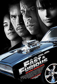 Top Box Office as of April 5, 2009 Fast and Furious