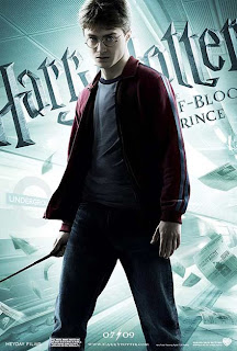 New Harry Potter And The Half Blood Prince Poster 1