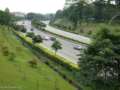 Singapore Road Pictures 4