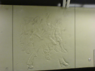 MRT Singapore Art Work 4