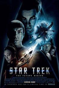 Top Box Office as of May 10, 2009 Star Trek