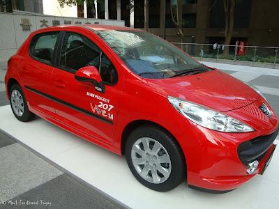 Peugeot 207 Vive Photo 2